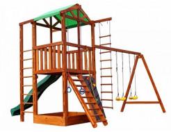Игровой комплекс для дачи Babyland-6 - изображение 8 - интернет-магазин tricolor.com.ua