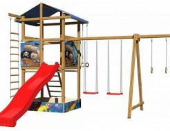 Детская площадка SportBaby-8 - изображение 3 - интернет-магазин tricolor.com.ua