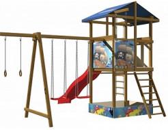 Детская площадка SportBaby-8 - изображение 4 - интернет-магазин tricolor.com.ua
