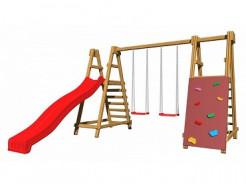 Детская игровая площадка SportBaby-5 - изображение 5 - интернет-магазин tricolor.com.ua