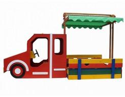 Песочница - Пожарная машина-17 - изображение 6 - интернет-магазин tricolor.com.ua