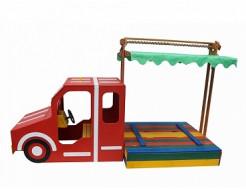 Песочница - Пожарная машина-17 - изображение 7 - интернет-магазин tricolor.com.ua