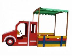 Песочница - Пожарная машина-17 - изображение 9 - интернет-магазин tricolor.com.ua