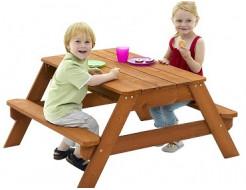 Детская песочница-стол-2 - изображение 2 - интернет-магазин tricolor.com.ua