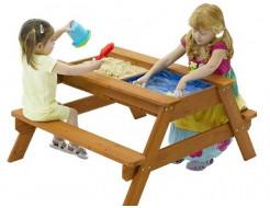 Детская песочница-стол-2 - изображение 3 - интернет-магазин tricolor.com.ua