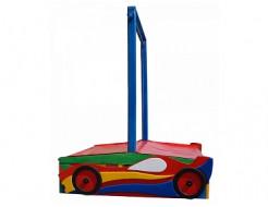 Песочница машинка-12 - изображение 2 - интернет-магазин tricolor.com.ua