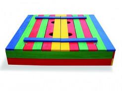 Детская песочница цветная-11 - изображение 2 - интернет-магазин tricolor.com.ua