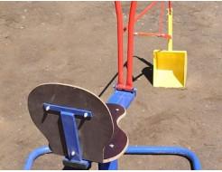 Экскаватор для песочницы - изображение 2 - интернет-магазин tricolor.com.ua
