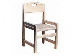 Купить Детский стульчик растущий сосна 30-33-36 Kinder-1 - 3