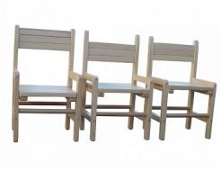 Купить Детский стульчик растущий сосна 26-30-34 Kinder-1 - 11