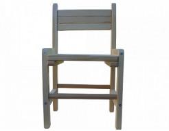 Купить Детский стульчик растущий сосна 24-28-32 Kinder-1 - 5