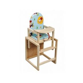 Детский стульчик для кормления Стс-1 - изображение 2 - интернет-магазин tricolor.com.ua