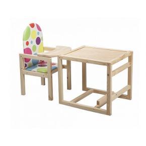 Детский стульчик для кормления Стс-1 - интернет-магазин tricolor.com.ua