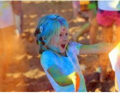 Краска Холи бирюзовая - изображение 3 - интернет-магазин tricolor.com.ua
