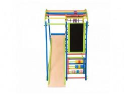 Купить Детский спортивный комплекс для дома SportWood Plus - 37