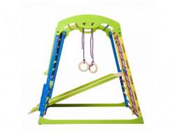 Купить Детский спортивный комплекс для дома SportWood Plus - 38