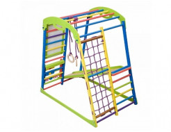 Купить Детский спортивный комплекс для дома SportWood Plus - 39