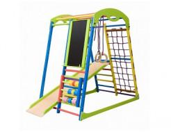 Купить Детский спортивный комплекс для дома SportWood Plus - 41