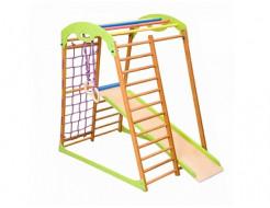 Купить Детский спортивный комплекс для дома BabyWood - 28