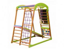 Купить Детский спортивный комплекс для дома BabyWood Plus - 33