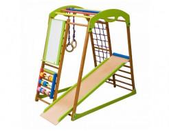 Купить Детский спортивный комплекс для дома BabyWood Plus - 34