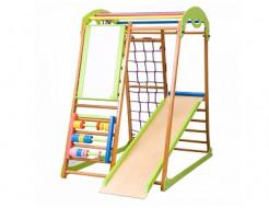 Купить Детский спортивный комплекс для дома BabyWood Plus - 35