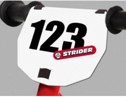 Купить Strider табличка номерная - 5