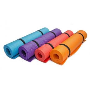 Коврик-каремат Izolon Fitness 140х50 фиолетовый - изображение 2 - интернет-магазин tricolor.com.ua