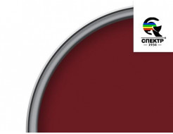 Эмаль алкидная ПФ-115С Стандарт Спектр вишневая - изображение 2 - интернет-магазин tricolor.com.ua
