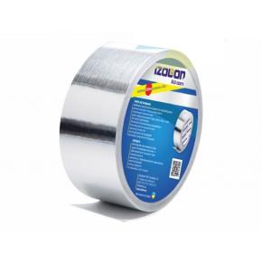 Скотч алюминиевый Izolon Alu № 75/20 - изображение 2 - интернет-магазин tricolor.com.ua