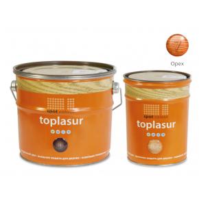 Лазурь для дерева Spot Colour Toplasur №7 орех