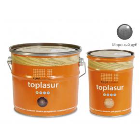 Лазурь для дерева Spot Colour Toplasur №11 мореный дуб