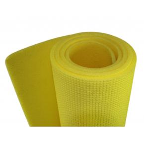 Коврик-каремат Izolon Optima Light 180х60 желтый - изображение 2 - интернет-магазин tricolor.com.ua