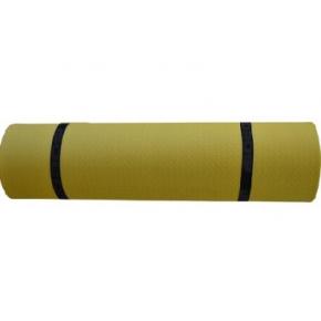 Коврик-каремат Izolon Optima Light 180х60 желтый - интернет-магазин tricolor.com.ua
