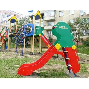 Горка маленькая ТЕ101 - изображение 2 - интернет-магазин tricolor.com.ua