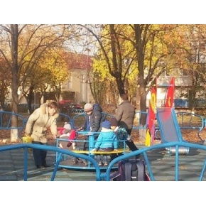 Карусель Т217 - изображение 3 - интернет-магазин tricolor.com.ua