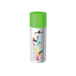 Аэрозоль флуоресцентный New Ton зеленый (RAL 9015)