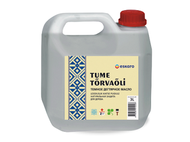 Масло дегтярное темное Eskaro Tume Torvaoli