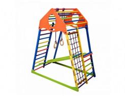 Купить Детский спортивный комплекс KindWood Colors - 54