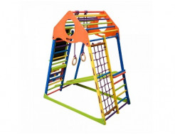 Купить Детский спортивный комплекс KindWood Color Plus - 48
