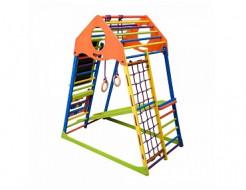 Купить Детский спортивный комплекс KindWood Color Plus - 51
