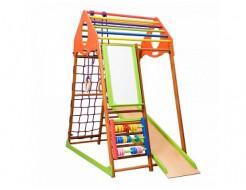 Купить Детский спортивный комплекс для дома KindWood Plus - 43