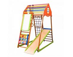 Купить Детский спортивный комплекс для дома KindWood Plus - 44