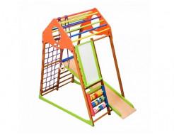 Купить Детский спортивный комплекс для дома KindWood Plus - 45