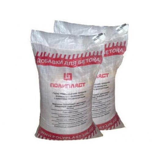 Добавка в бетон полипласт купить печь цементный раствор