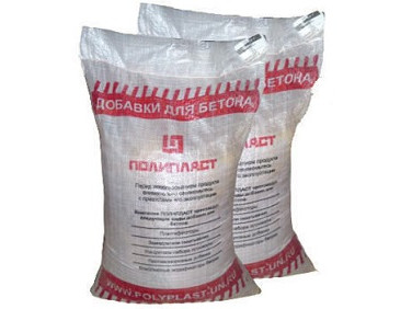 Противоморозная добавка для бетона Криопласт СП 15-1