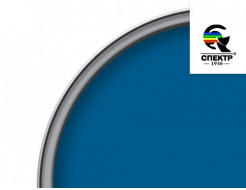 Эмаль алкидная ПФ-115С Люкс Спектр голубая - изображение 2 - интернет-магазин tricolor.com.ua