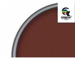 Эмаль алкидная ПФ-115С Люкс Спектр красно-коричневая - изображение 2 - интернет-магазин tricolor.com.ua