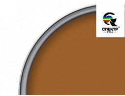 Эмаль алкидная ПФ-115С Люкс Спектр желто-коричневая - изображение 2 - интернет-магазин tricolor.com.ua