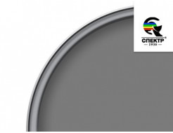 Эмаль пентафталевая ПФ-115 серая Спектр - изображение 2 - интернет-магазин tricolor.com.ua